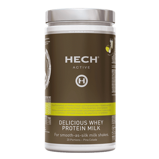 Delicious Whey Protein Milk Pina Colada 500g by HECH® 1