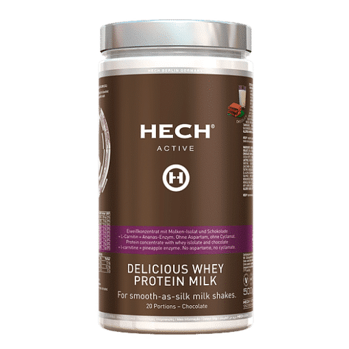 Delicious Whey Protein Milk Schoko 500g by HECH®