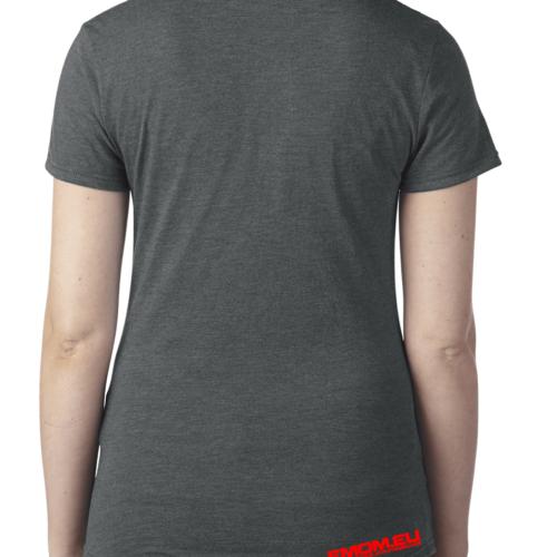 Crossfit® Central Wiesbaden Shirt für Damen – Logo 3