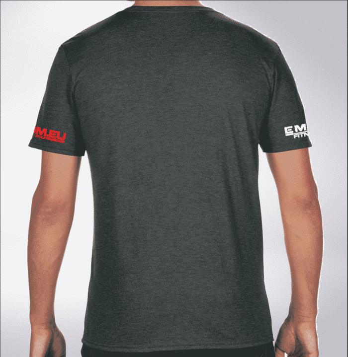 Crossfit® Central Wiesbaden T-Shirt für Herren - Logo Shirt 2