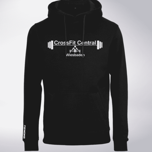 Crossfit® Central Wiesbaden Unisex Hoody - Logo & Competitor 3