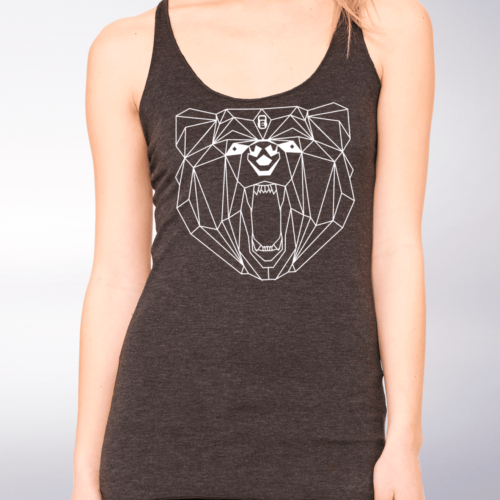 Bär - Spirit Animal Racerback Tank-Top 4