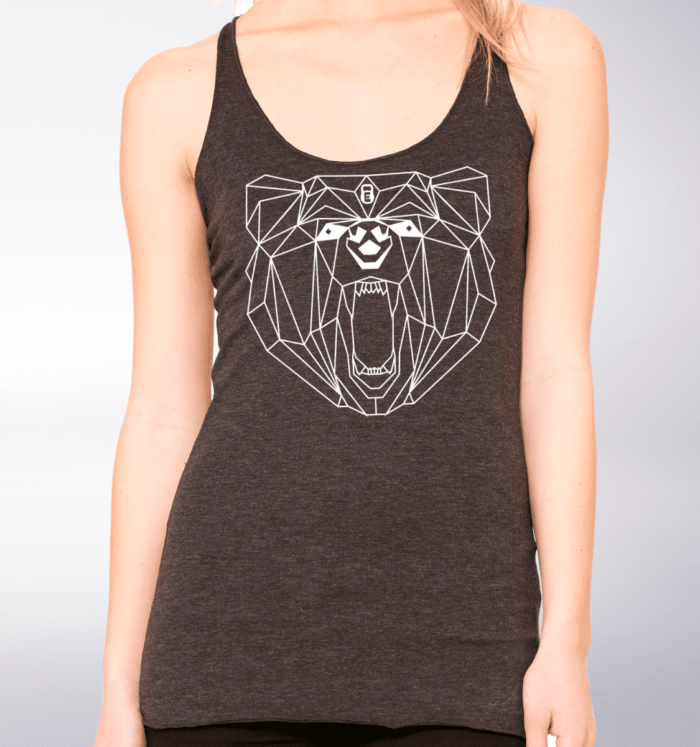 Bär - Spirit Animal Racerback Tank-Top 2