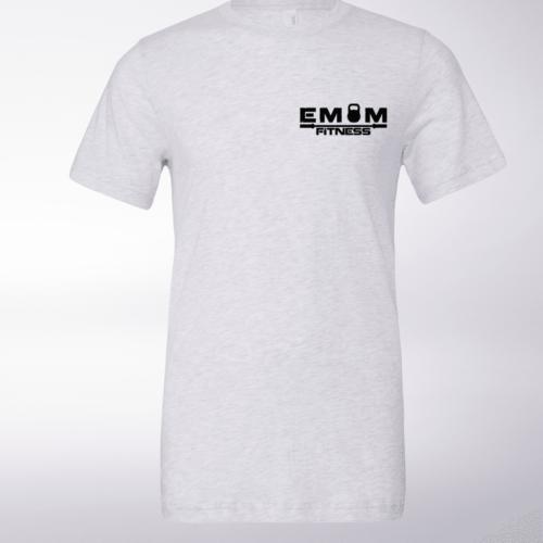 Black Bärenkopf (hinten) T-Shirt Herren - WeißHeather 5