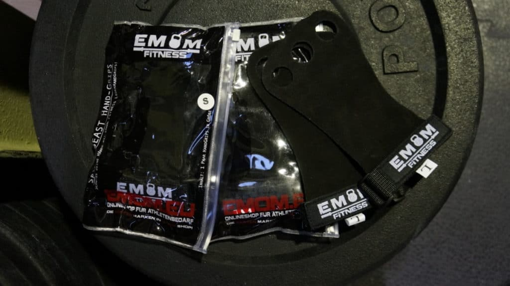 EMOM Fitness - Spirit Beast - Hand Grips 19