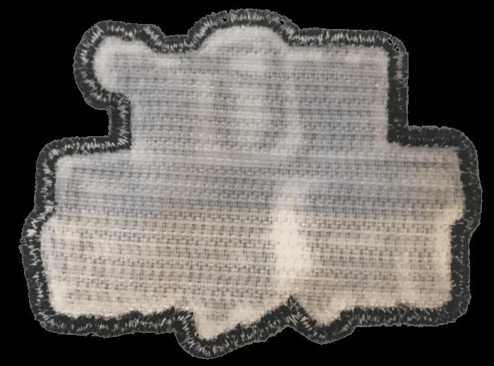 WOD THE FUCK - Patch für deinen Plate Carrier / Gewichtsweste 2