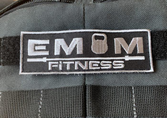 EMOM Fitness - Patch für deinen Plate Carrier / Gewichtsweste 1