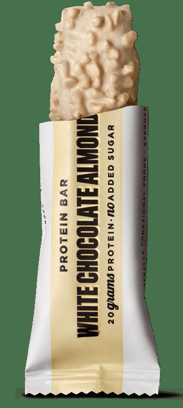 Barebells - Riegel - White Chocolate Almond - Protein Bar 1