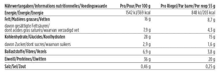 Barebells - Riegel - White Chocolate Almond - Protein Bar 5