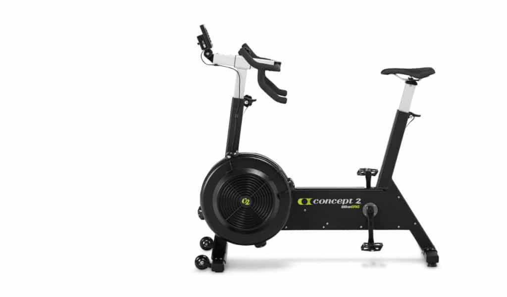 Concept2 BikeErg - Luftwiderstand BikeErgometer mit PM5 Monitor 10
