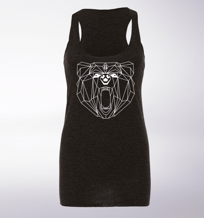 Bär - Spirit Animal Racerback Tank-Top 1