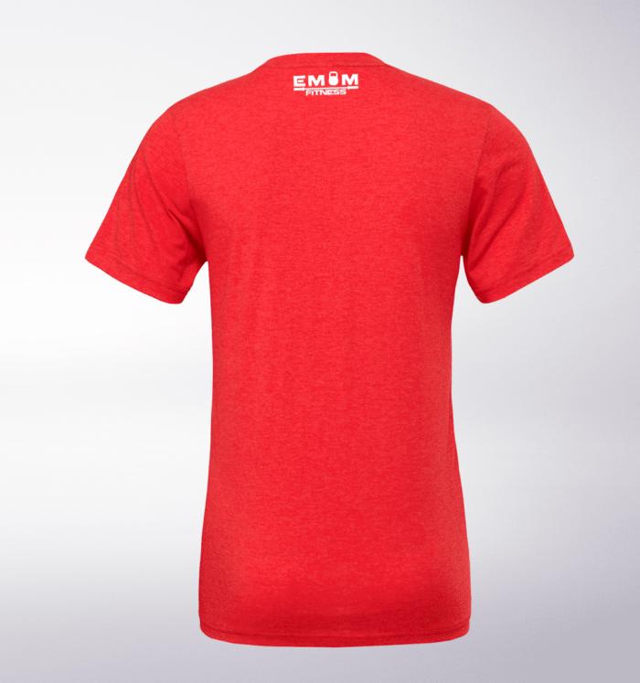 Spirit Animal - Tiger T-Shirt Herren - Rot 3