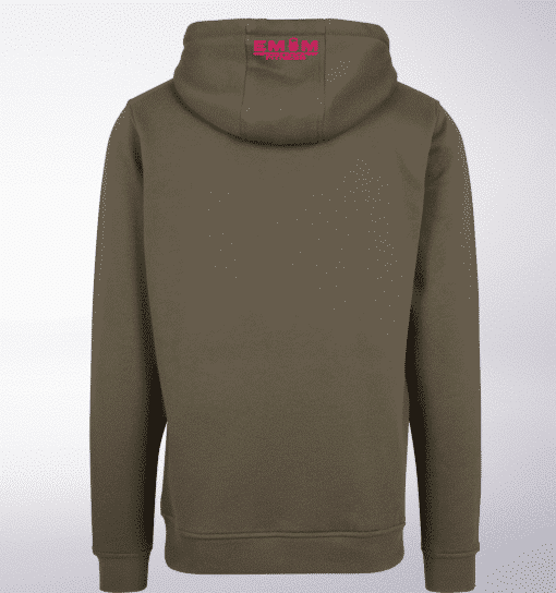 Pink - Coffee&Barbell Lady Unisex- PremiumHoody - Oliv 2