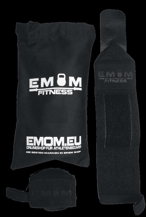 EMOM Fitness® Handgelenkbandagen - Wrist Wraps