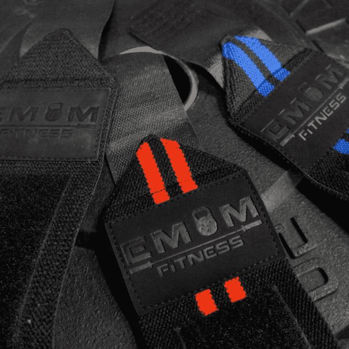EMOM Fitness® Handgelenkbandagen - Wrist Wraps 1