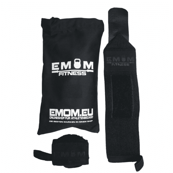 EMOM Fitness® Handgelenkbandagen - Wrist Wraps 4