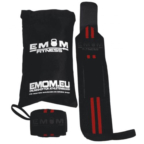EMOM Fitness® Handgelenkbandagen - Wrist Wraps 12