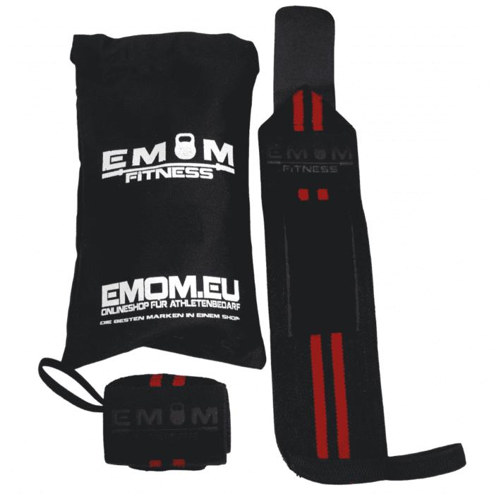 EMOM Fitness® Handgelenkbandagen - Wrist Wraps 6