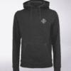 Crossfit®KH Unisex Hoody - Logo  vorne & hinten