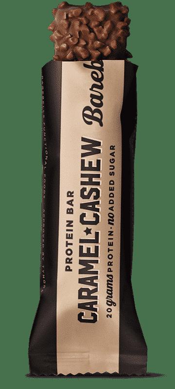 Barebells - Riegel - CARAMEL CASHEW- Protein Bar 1