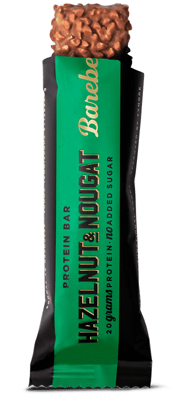 Barebells - Riegel - HAZELNUT & NOUGAT - Protein Bar