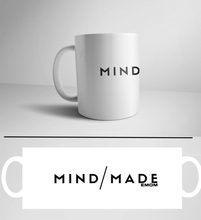Mind/Made Athleten Kaffeetasse für dein Kaffee oder Tee in deiner Box by EMOM Fitness® 1