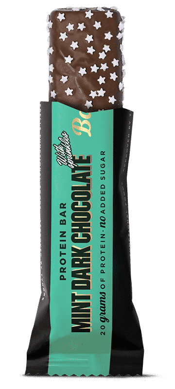 Barebells - Riegel - MINT DARK CHOCOLATE - Protein Bar