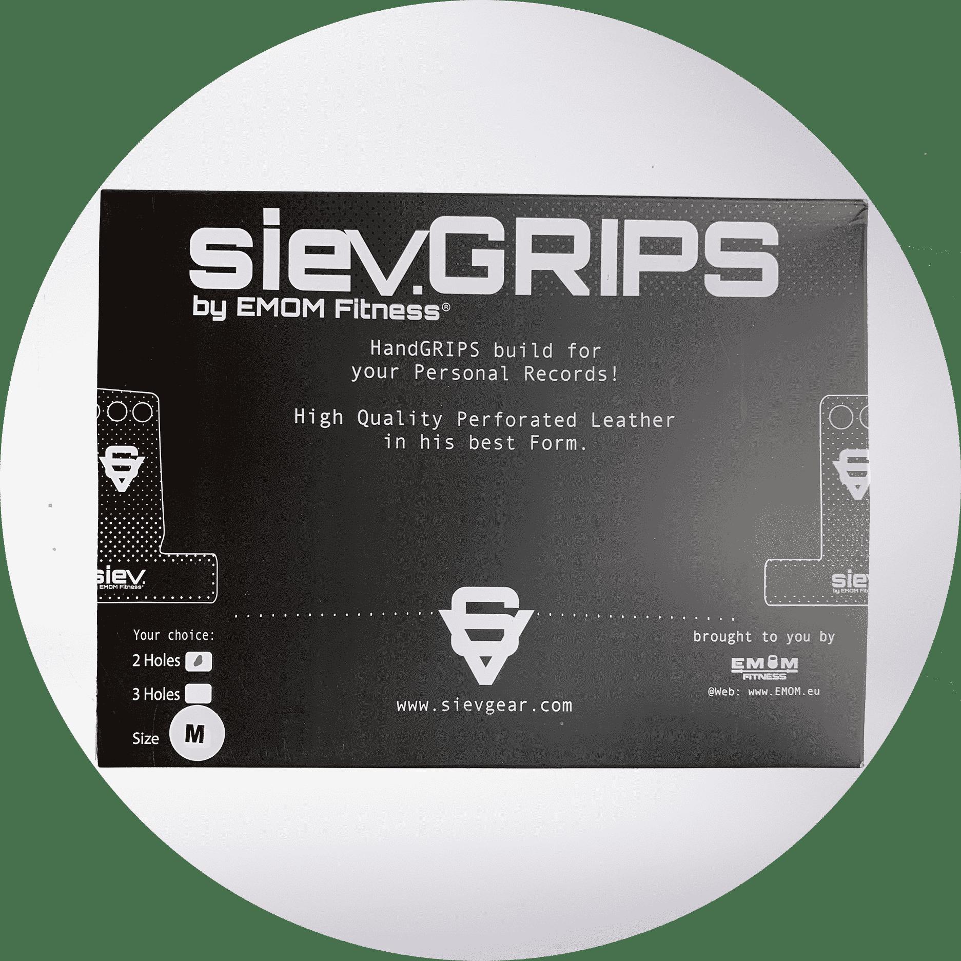 siev.Grips- Grips 2H - Premium Hand Grips 11