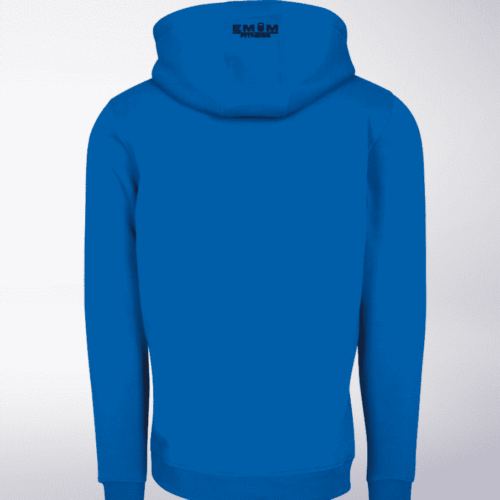 Black - Time to Lift! Unisex- PremiumHoody - Cobalt Blue 4
