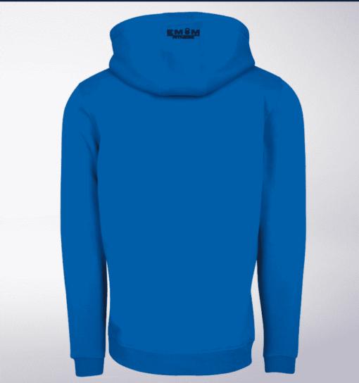 Black - WOD THE FUCK Unisex- PremiumHoody - Cobalt Blue 2