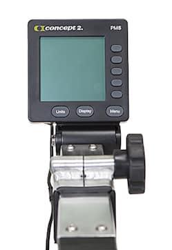 Concept2 BikeErg - Luftwiderstand BikeErgometer mit PM5 Monitor 11