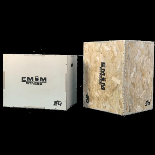 Kleidung & Equipment von EMOM Fitness 30