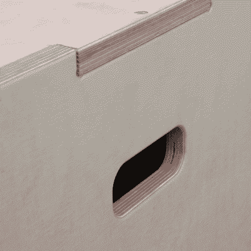 Plyo Box - Sprungbox mit 3 verschiedenen Höhen - 3 in 1 3