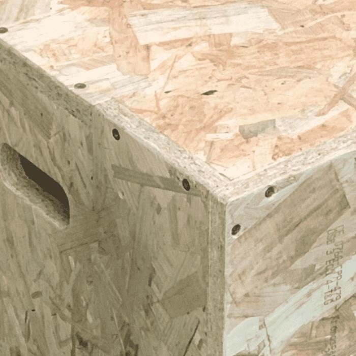 Plyo Box - Sprungbox mit 3 verschiedenen Höhen - 3 in 1 4
