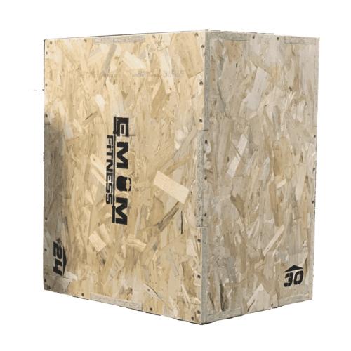 Plyo Box - Sprungbox mit 3 verschiedenen Höhen - 3 in 1 14