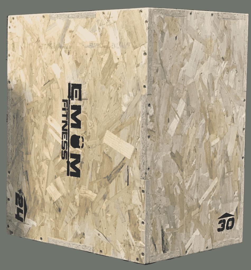 Plyo Box - Sprungbox mit 3 verschiedenen Höhen - 3 in 1 17