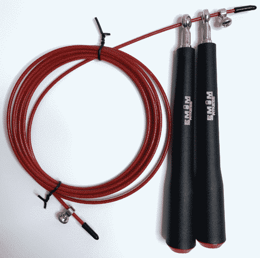 SpeedJumpRope/Springseil PremiumLight für Single und Double Unders 1