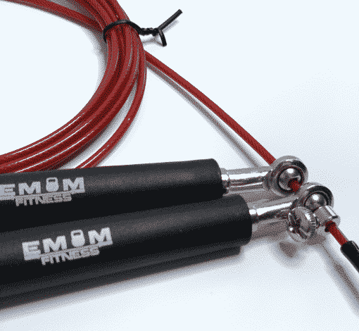 SpeedJumpRope/Springseil PremiumLight für Single und Double Unders 3