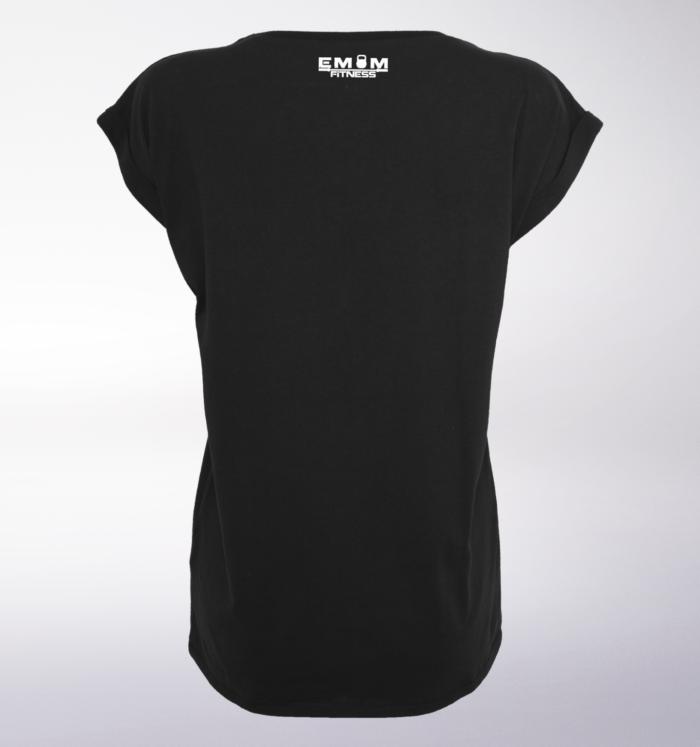 Team COUCH Athleten Extend Shoulder T-Shirt - Damen 4