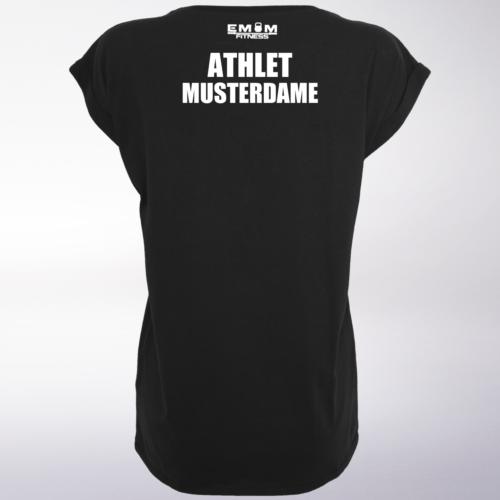 Team COUCH Athleten Extend Shoulder T-Shirt - Damen 9