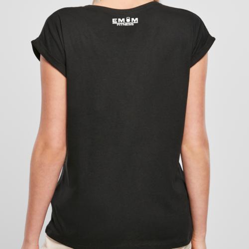Team COUCH Athleten Extend Shoulder T-Shirt - Damen 6