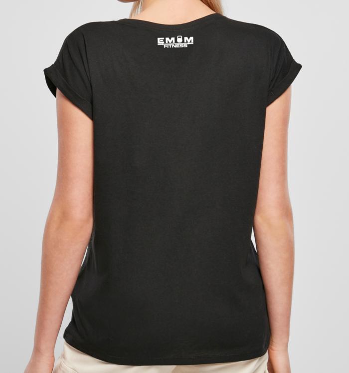 Team COUCH Athleten Extend Shoulder T-Shirt - Damen 2