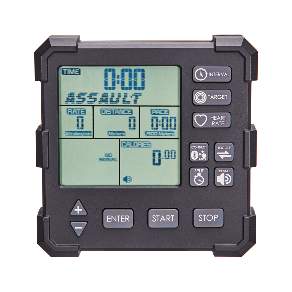 Assault Fitness - AssaultRower - Elite - Rudergerät 13