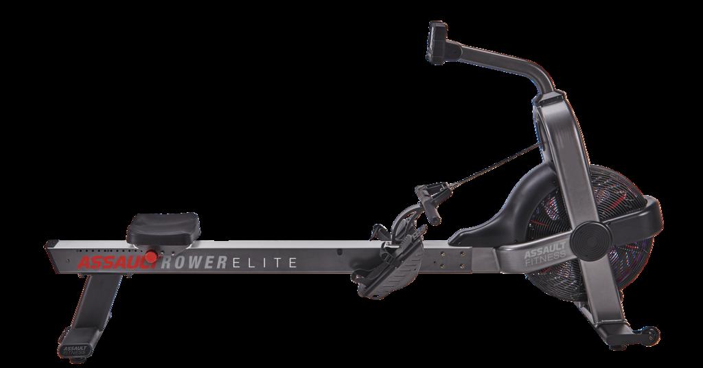 Assault Fitness - AssaultRower - Elite - Rudergerät 11
