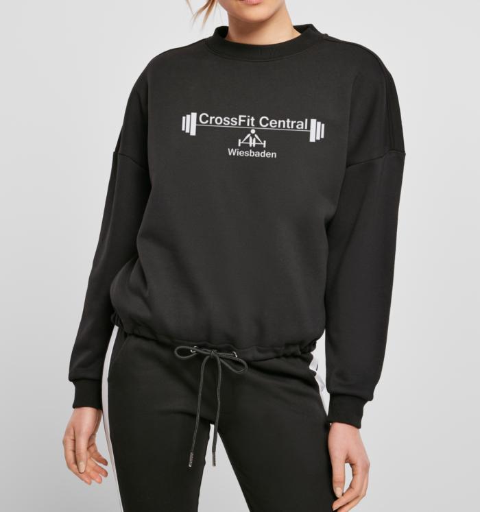 CrossFit® Central Wiesbaden Oversized Sweater - Damen 1